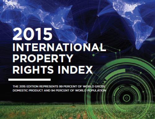 Índice de Derechos de Propiedad 2015