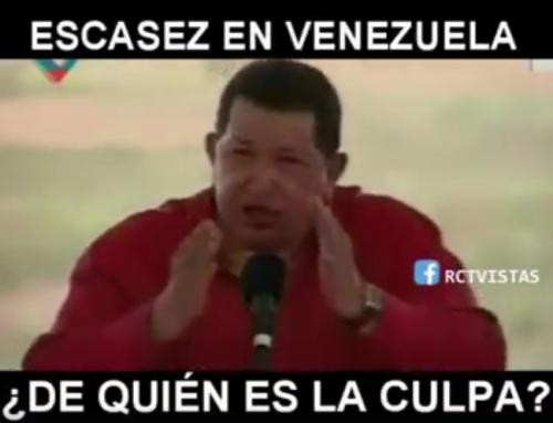 Escasez en Venezuela: ¿de quién es la culpa?