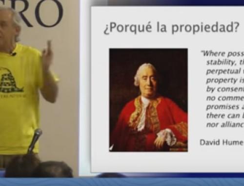 Aspectos económicos y filosóficos del derecho de propiedad – Martín Krause