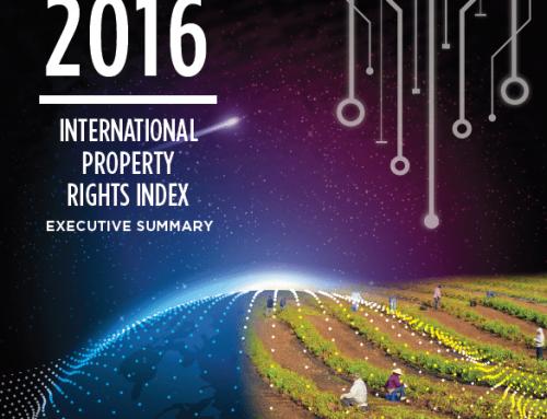 Índice de Derechos de Propiedad 2016