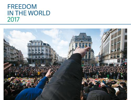 Índice de Libertad en el mundo 2017