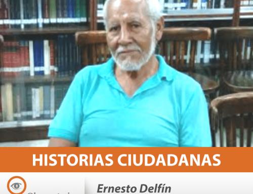 Ernesto Delfín | Acciones arbitrarias