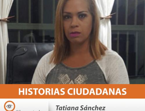 Tatiana Sánchez | Defendiendo el legado de su padre