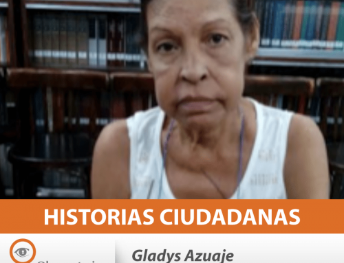Gladys Azuaje | Palabras que no se cumplen