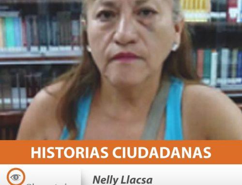 Nelly Llacsa | Todos son dueños de su propiedad