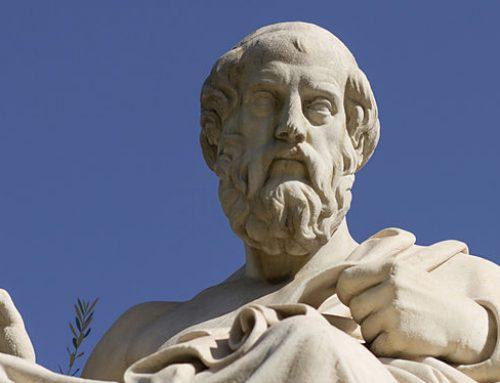 Todo empezó con Platón