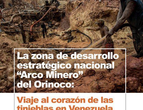 Caso 6 | La zona de desarrollo estratégico «Arco Minero» del Orinoco