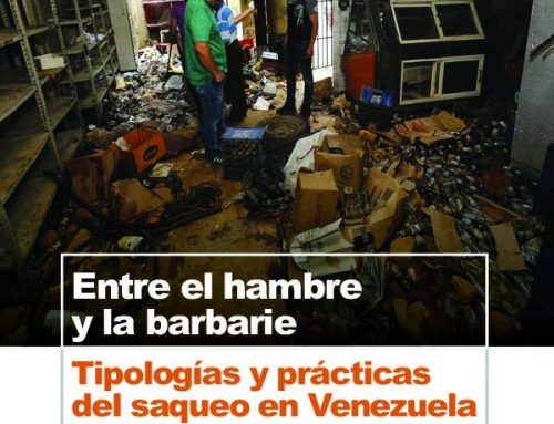 Caso 7 | Entre el hambre y la barbarie, el saqueo en Venezuela