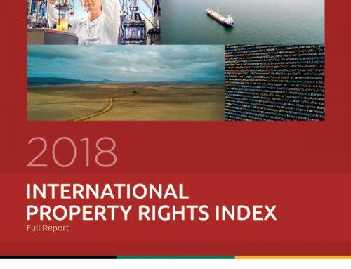 Índice de Derechos de Propiedad 2018