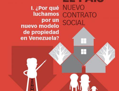 Transformar el país I: ¿Porqué luchamos por un nuevo modelo de propiedad en Venezuela?