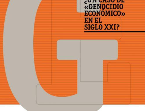 Venezuela ¿Un caso de «Genocidio Económico del siglo XXI?
