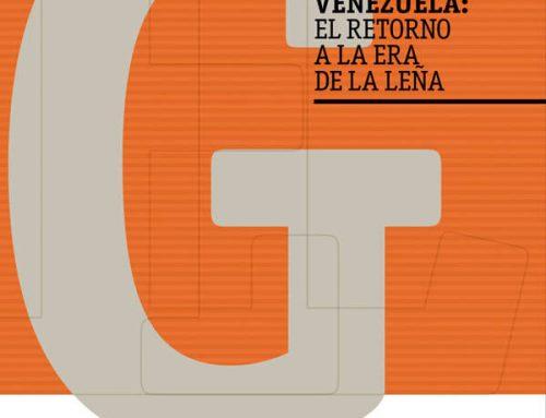 El Gas en Venezuela: El Retorno a la era de la Leña, Por Raúl Córdoba Arneaud