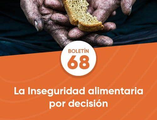 Boletín 68 | La inseguridad alimentaria por decisión